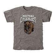 Montana Grizzlies Classic Primary Tri-Blend T-Shirt - Ash