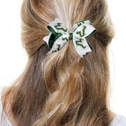 South Florida Bulls Two-Tone Hair Bow