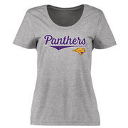 Women's Ash Northern Iowa Panthers American Classic Classic Fit T-Shirt