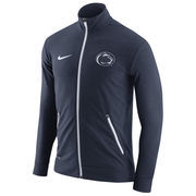 Men's Nike Heather Navy Penn State Nittany Lions 2016 Elite Player Dri-FIT Touch Full-Zip Jacket