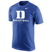 Men's Nike Royal Duke Blue Devils Basketball University T-Shirt