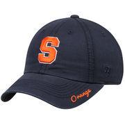 Women's Top of the World Navy Syracuse Orange Crew Adjustable Hat