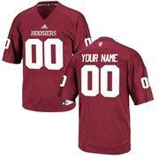 Indiana Hoosiers Replica Football Jersey - Crimson