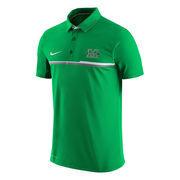Men's Nike Kelly Green Marshall Thundering Herd 2016 Elite Coaches Dri-FIT Polo