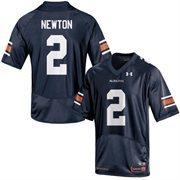 Cam Newton Auburn Tigers #2 Replica College Jersey - Navy