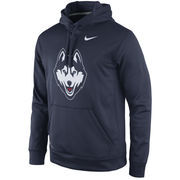 Men's Nike Navy UConn Huskies Practice Performance Hoodie