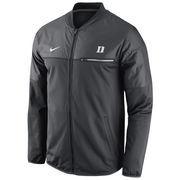 Men's Nike Anthracite Duke Blue Devils 2016 Sideline Elite Hybrid Performance Jacket