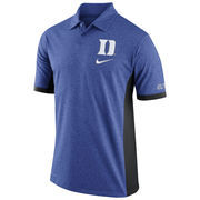 Men's Nike Royal Duke Blue Devils Basketball Performance Polo