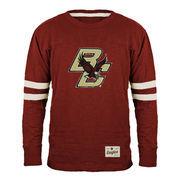 Boston College Eagles Gameday Mascot Slub T-Shirt - Maroon