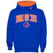 Boise State Broncos  Dreams Fleece-Lined Hooded Sweatshirt - Royal Blue