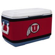 Utah Utes 70qt. Feather Rappz Cooler Cover