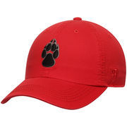 Men's Top of the World Red New Mexico Lobos Solid Crew Adjustable Hat