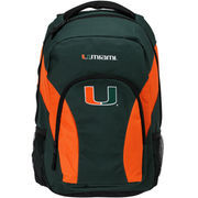 Green Miami Hurricanes Draft Day Backpack