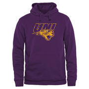 Purple Northern Iowa Panthers Classic Primary Pullover Hoodie