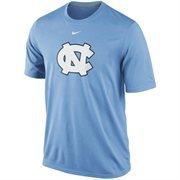 Men's Nike Carolina Blue North Carolina Tar Heels Logo Legend Dri-FIT T-Shirt