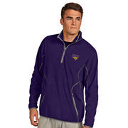 Men's Antigua Purple Northern Iowa Panthers Ice Quarter-Zip Jacket