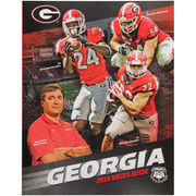 Georgia Bulldogs 2016 Football Media Guide
