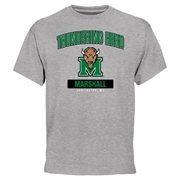 Marshall Thundering Herd Campus Icon T-Shirt - Ash