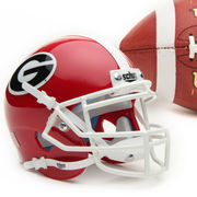 Schutt Georgia Bulldogs Mini Helmet
