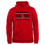 Men's Red Cornell Big Red Big & Tall Micro Mesh Sweatshirt