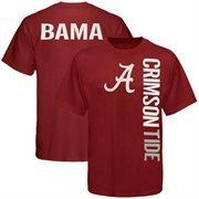 Alabama Crimson Tide Crimson Fusion T-shirt