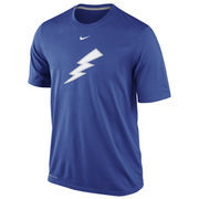 Nike Air Force Falcons Logo Legend Dri-FIT Performance T-Shirt - Royal Blue