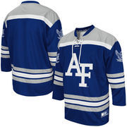 Men's Colosseum Royal Air Force Falcons Hockey Jersey