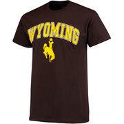 Men's Brown Wyoming Cowboys Campus T-Shirt