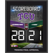TCU Horned Frogs 2015 Win Over Baylor Bears 10.5