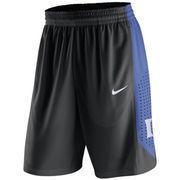 Youth Nike Black Duke Blue Devils Replica Basketball Shorts