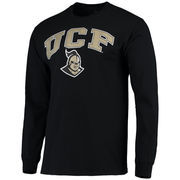 Men's Fanatics Branded Black UCF Knights Campus Long Sleeve T-Shirt