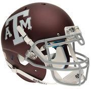 Schutt Texas A&M Aggies Full Size Authentic Helmet