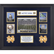 Notre Dame Fighting Irish Framed 23