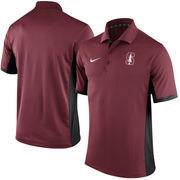 Men's Nike Crimson Stanford Cardinal Team Issue Performance Polo