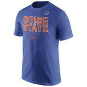 Men's Nike Royal Boise State Broncos 2016 Football Practice T-Shirt