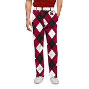 Men's Loudmouth Garnet South Carolina Gamecocks Pants
