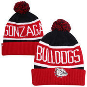 '47 Brand Gonzaga Bulldogs Calgary Knit Ski Hat - Navy Blue/Red