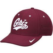 Men's Nike Maroon Montana Grizzlies Sideline Swoosh Performance Flex Hat