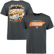 Men's  Charcoal Tennessee Volunteers Fan T-Shirt