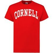 Men's Cornell Big Red Carnelian Arch T-Shirt