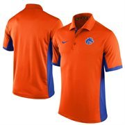 Men's Nike Orange Boise State Broncos Team Issue Performance Polo
