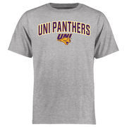 Men's Ash Northern Iowa Panthers Proud Mascot T-Shirt