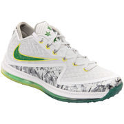 Men's Nike White/Yellow Oregon Ducks Field General Shoes