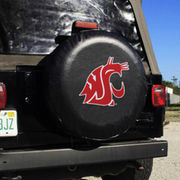 Washington State Cougars Standard Tire Cover