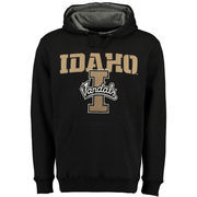 Men's Black Idaho Vandals Grayton Pullover Hoodie