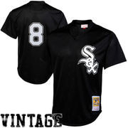 Mitchell & Ness Bo Jackson Chicago White Sox 1993 Authentic Cooperstown Collection Batting Practice Jersey - Black