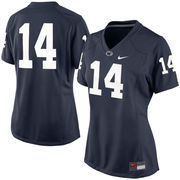 Women's Nike No. 14 Navy Blue Penn State Nittany Lions Game Jersey