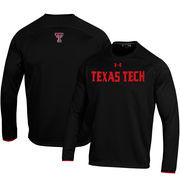 Texas Tech Red Raiders Under Armour Ultimate Tech Fleece - Black