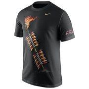 Men's Nike Black Florida State Seminoles Local Imagery T-Shirt