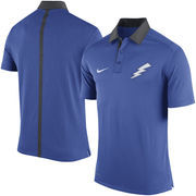 Men's Nike Royal Air Force Falcons 2015 Coaches Sideline Dri-FIT Polo